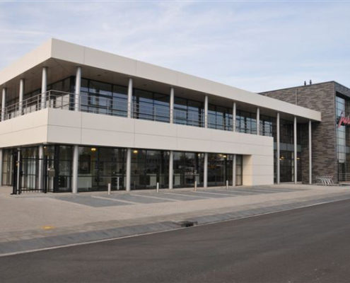 Jura gebouw