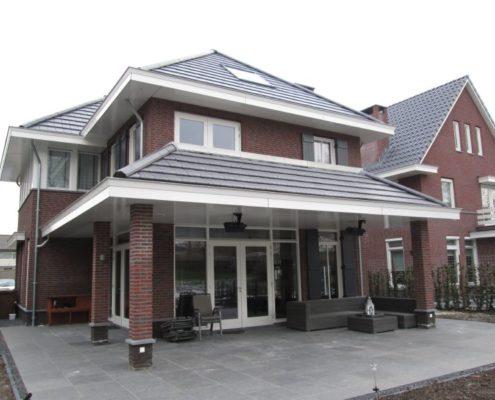 Vrijstaande villa Boterdorp