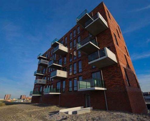 Appartementen woontorens 3 en 6 Parkzoom