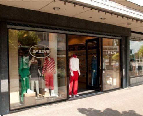 Verbouwing winkel Hillegersberg